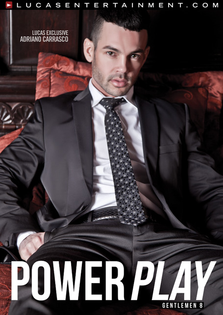 Gentlemen 08: Power Play - Front Cover