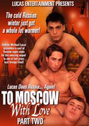To Moscow With Love 2 Front Cover