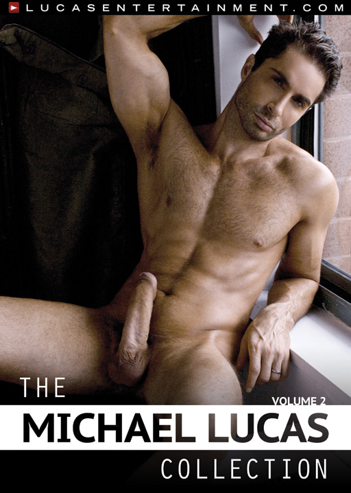 The Michael Lucas Collection (Vol. 2) - Front Cover