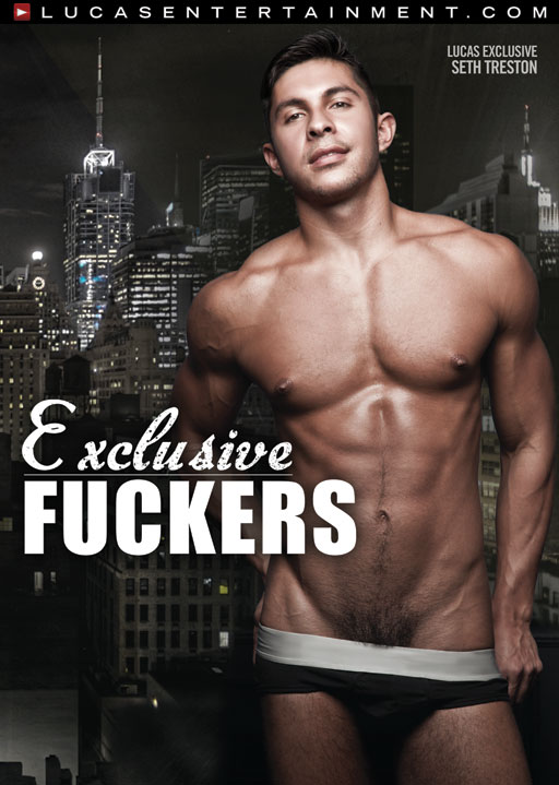 Exclusive Fuckers - Front Cover