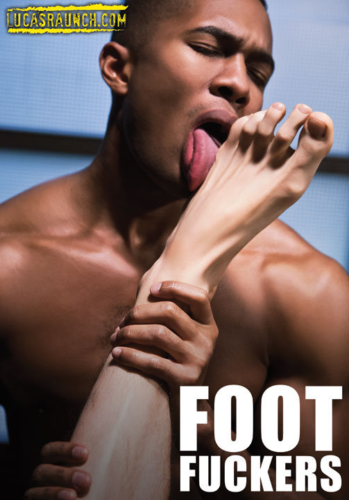 Foot Fuckers Front Cover
