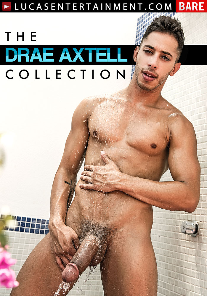 The Drae Axtell Collection - Front Cover