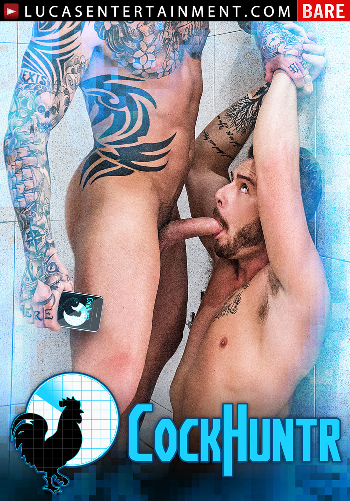 Cock Huntr - Front Cover