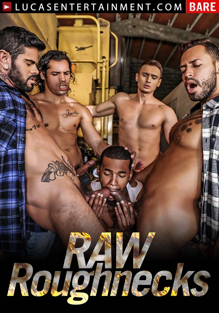 Raw Roughnecks - Front Cover