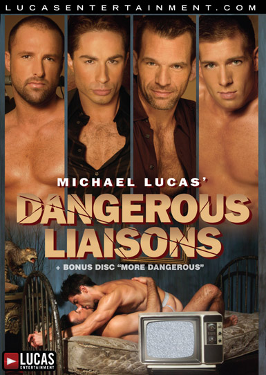 Dangerous Liaisons - Front Cover