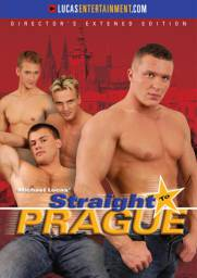 Straight To Prague Front Cover