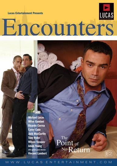 Encounters 2: The Point of No Return - Front Cover