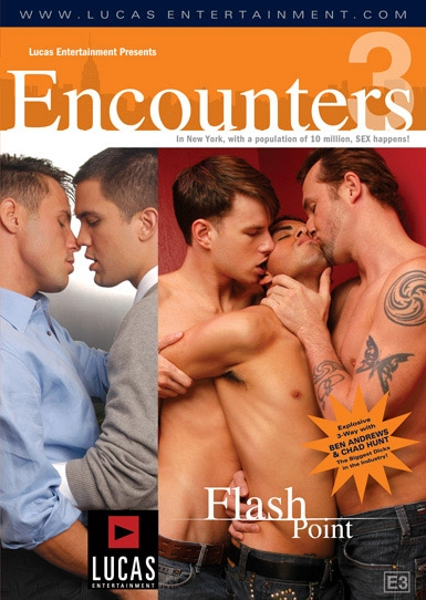 Encounters 3: Flash Point - Front Cover