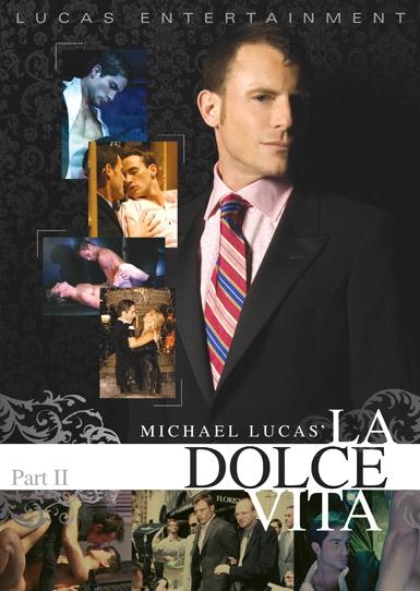 Michael Lucas' La Dolce Vita: Part 2 Front Cover