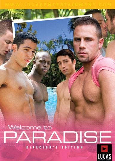 Welcome to Paradise - Front Cover