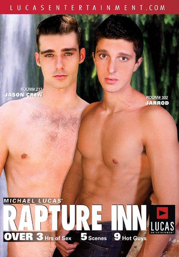 Rapture Inn - Front Cover