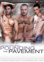 Pounding the Pavement - Front Cover