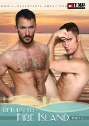 Return to Fire Island: Part 1 - Front Cover
