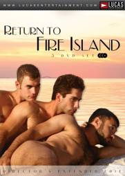 Return to Fire Island: Director's Cut - Front Cover
