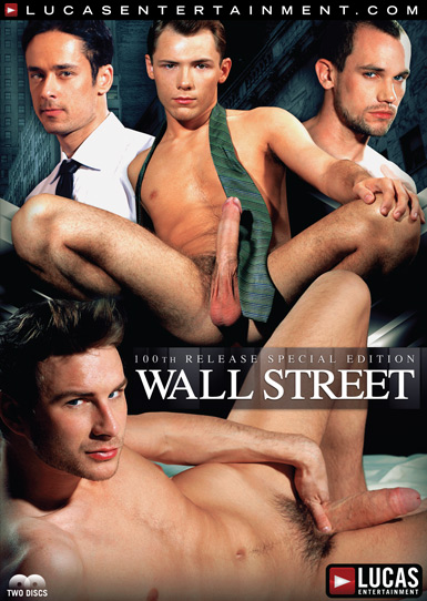 Wall Street - Front Cover