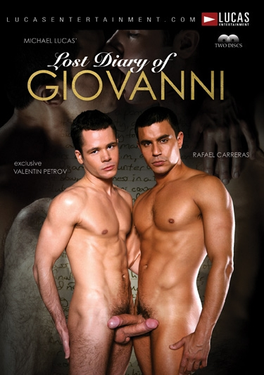 Lost Diary of Giovanni Front Cover
