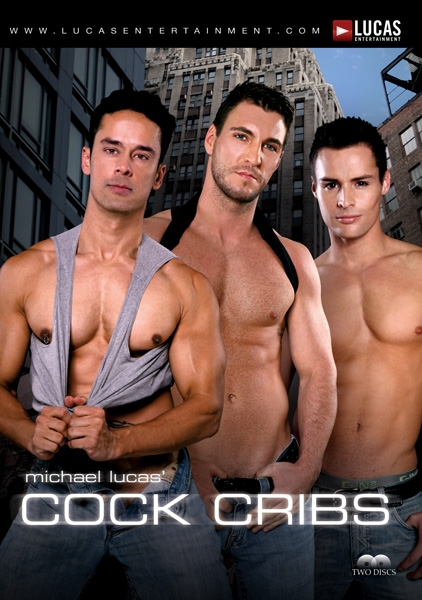 Cock Cribs - Front Cover