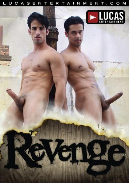 Revenge - Front Cover