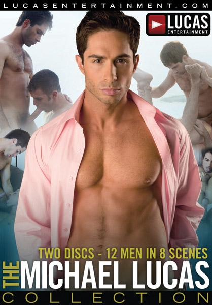 The Michael Lucas Collection (Vol. 1) - Front Cover