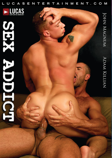 Sex Addict - Front Cover