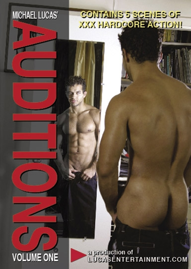 Auditions 01 - Front Cover