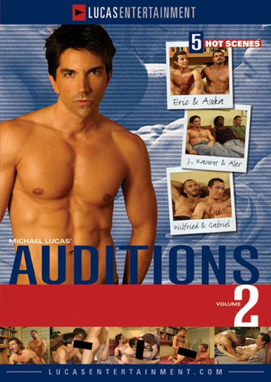 Auditions 02 - Front Cover