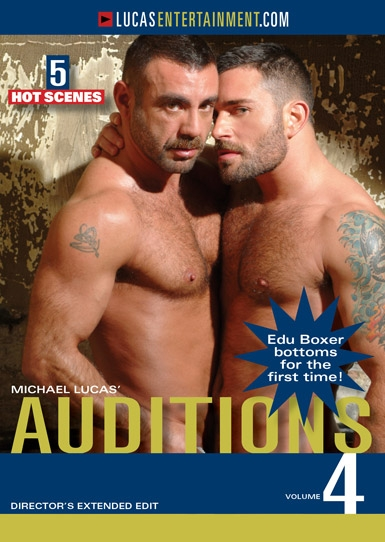 Auditions 04 Front Cover