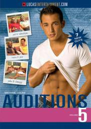 Auditions 05 - Front Cover