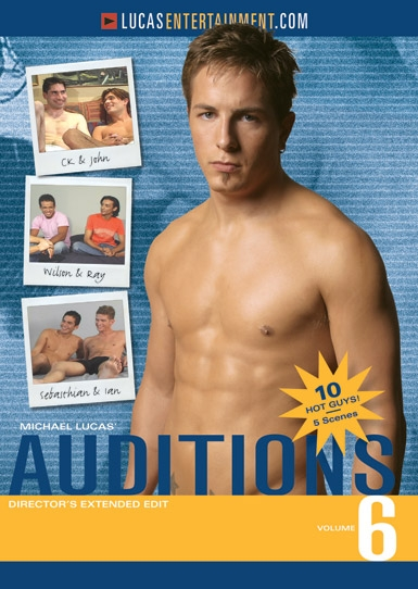 Auditions 06 Front Cover