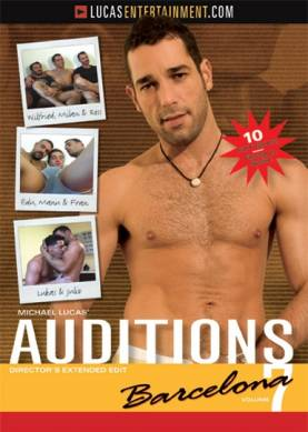 Auditions 07: Barcelona - Front Cover