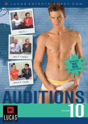 Auditions 10: Ben Andrews - Front Cover
