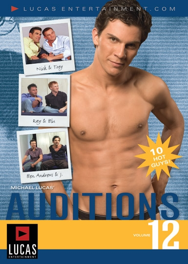 Auditions 12 - Front Cover