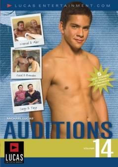 Auditions 14 - Front Cover