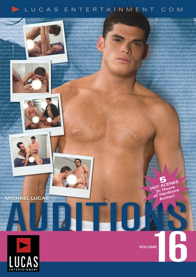 Auditions 16 - Front Cover