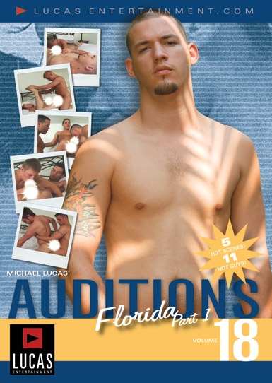 Auditions 18: Florida, Part 1 - Front Cover