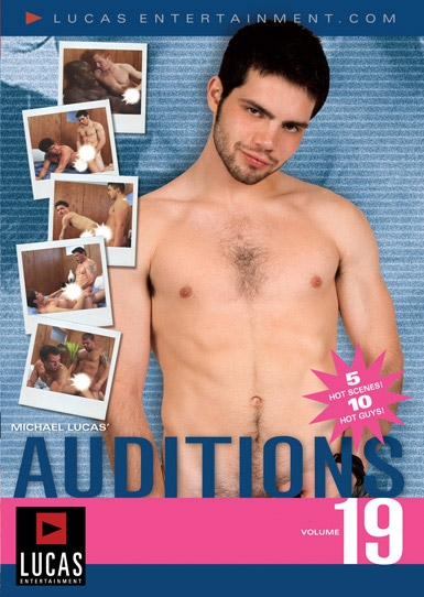 Auditions 19 - Front Cover