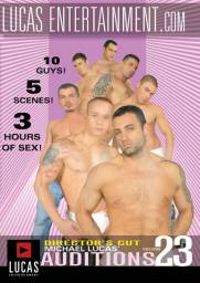 Auditions 23 - Front Cover