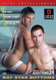 Auditions 24: Ray Star Bottoms - Front Cover