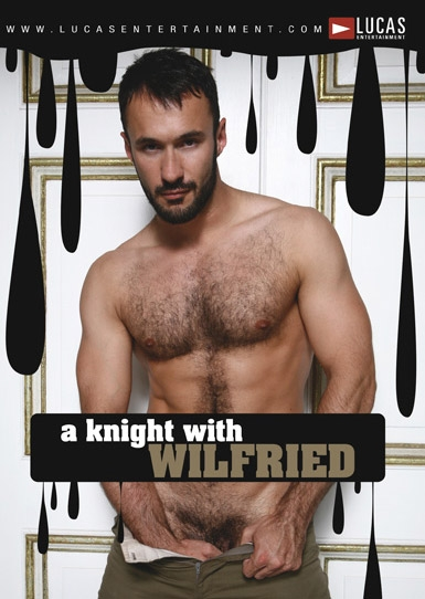 Auditions 28: A Knight with Wilfried - Front Cover