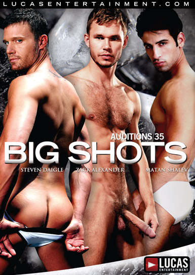 Auditions 35: Big Shots - Front Cover