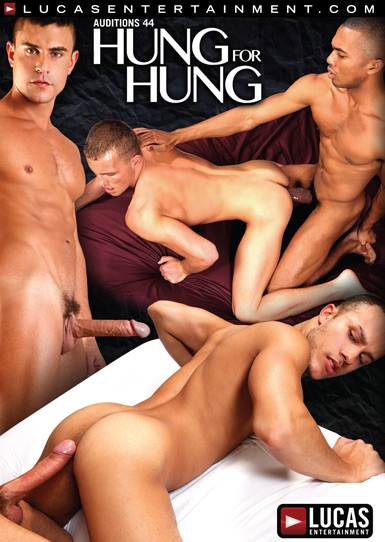 Auditions 44: Hung for Hung - Front Cover