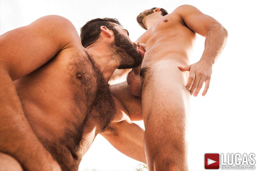 Xavier Jacobs Begs For Jonah Fontana's Cock - Gay Movies - Lucas Entertainment