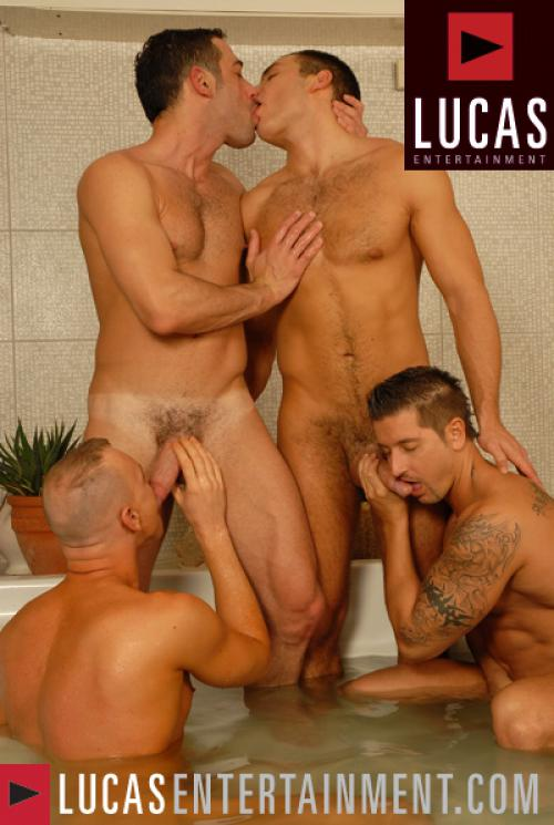 Cruising Budapest I: Michael Lucas - Gay Movies - Lucas Entertainment
