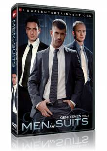 Gentlemen 01: Men in Suits