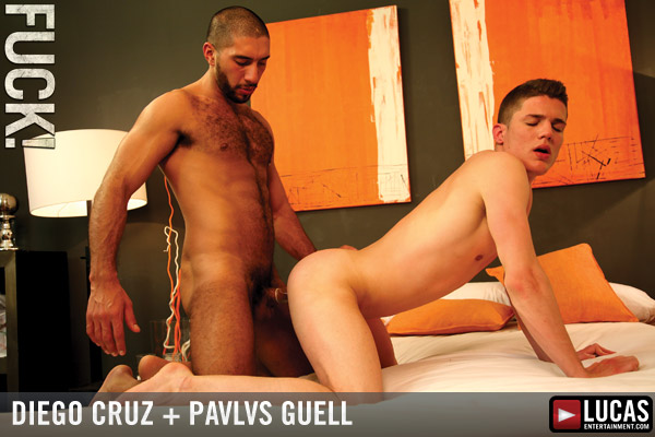FUCK! - Gay Movies - Lucas Entertainment