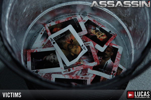 ASSASSIN - Gay Movies - Lucas Entertainment