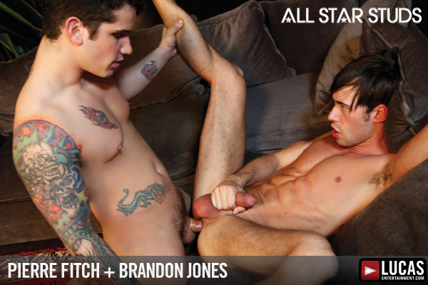 All Star Studs - Gay Movies - Lucas Entertainment