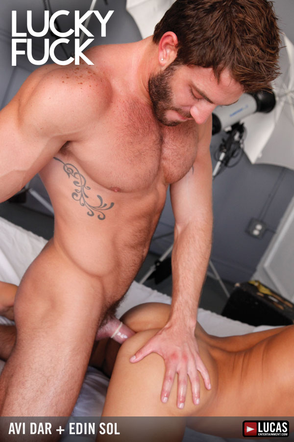 Lucky Fuck - Gay Movies - Lucas Entertainment