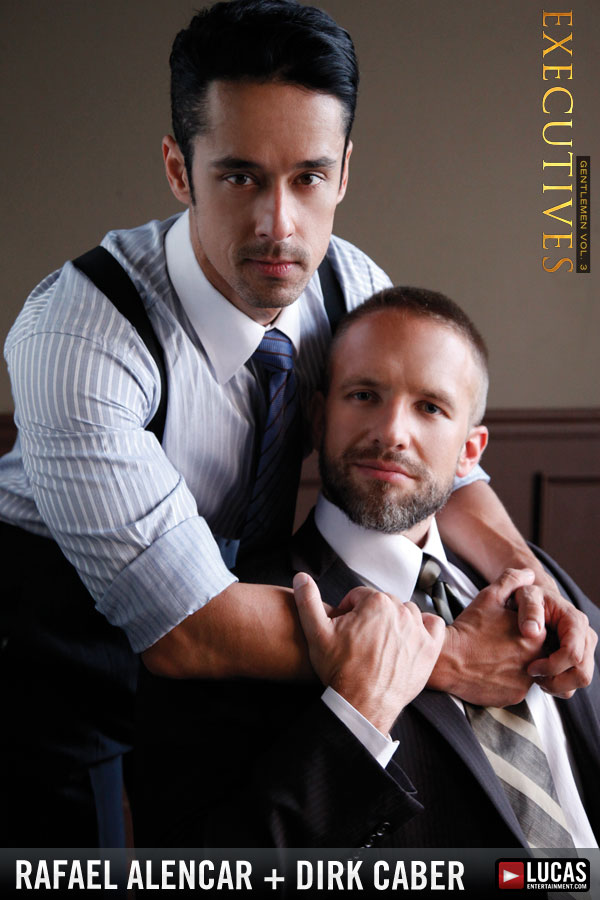 Boss Top Rafael Alencar Fucks Dirk Caber Deep - Gay Movies - Lucas Entertainment