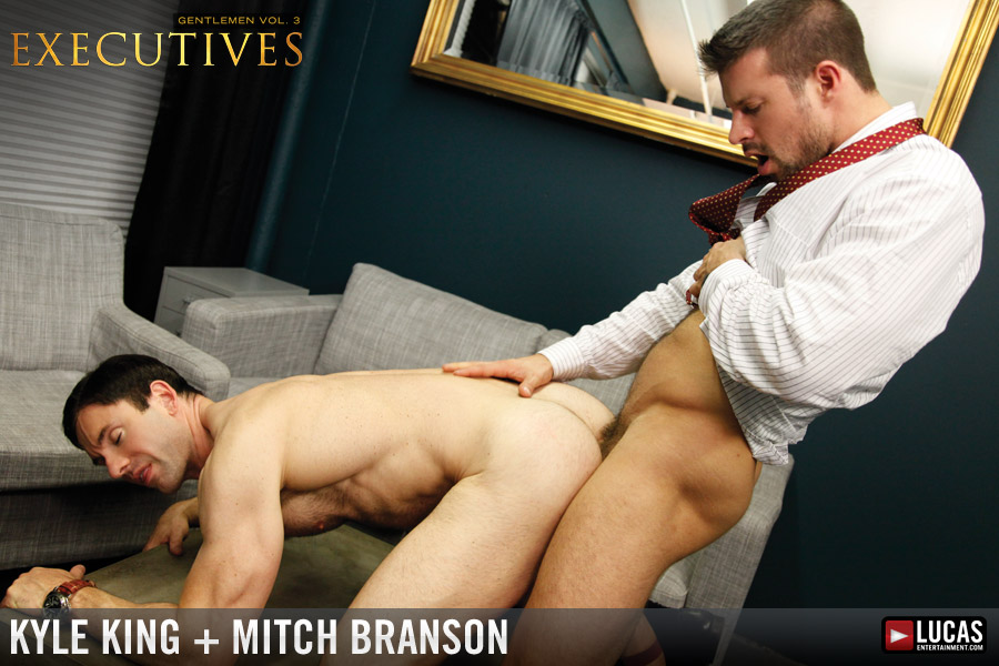 Gentlemen 03: Executives - Gay Movies - Lucas Entertainment